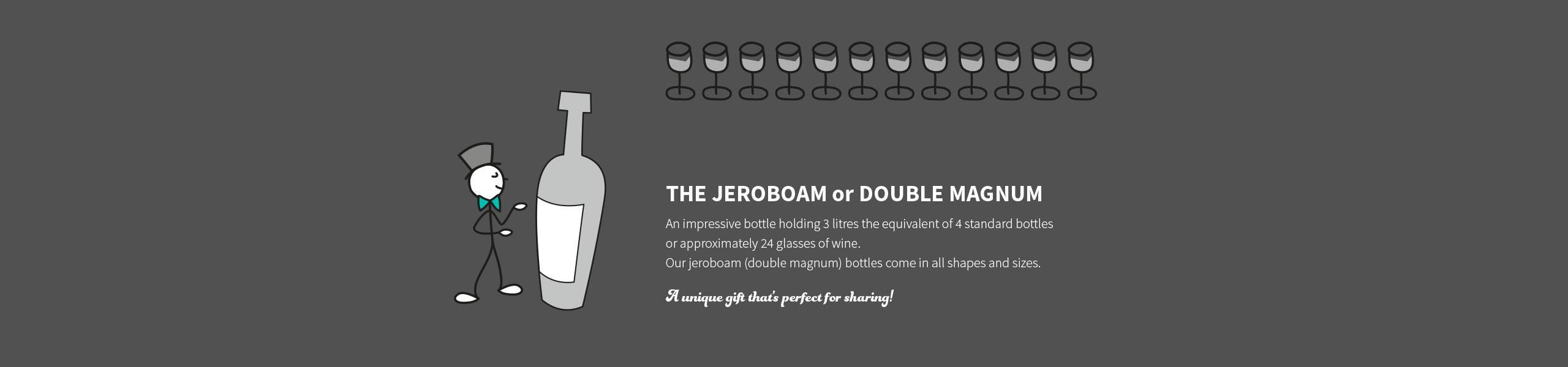 jeroboam double magnum bottle