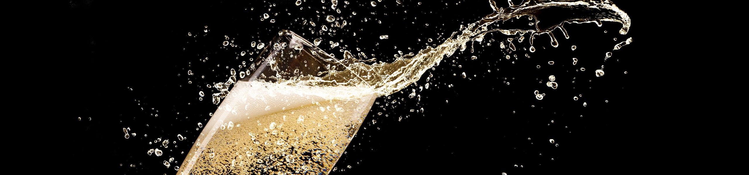 sparkling wine champagne
