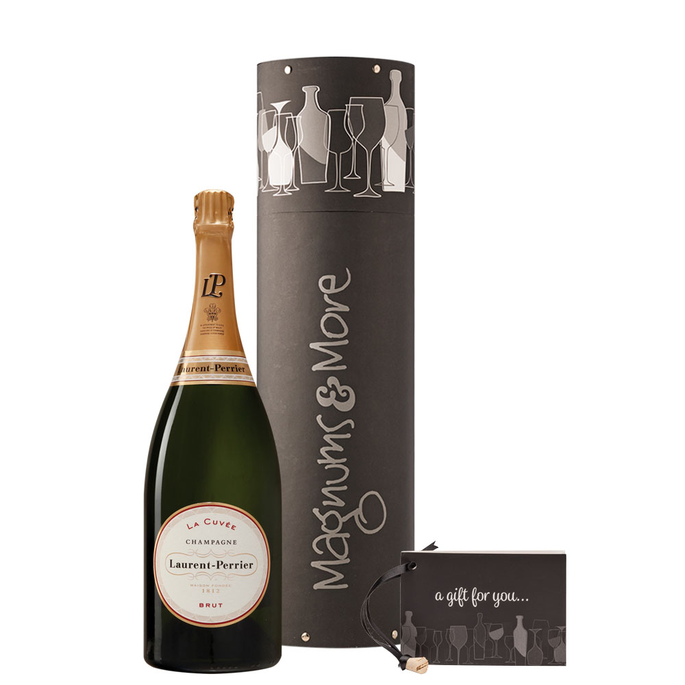 Champagne-Laurent-Perrier-Magnum-with-gift-packaging