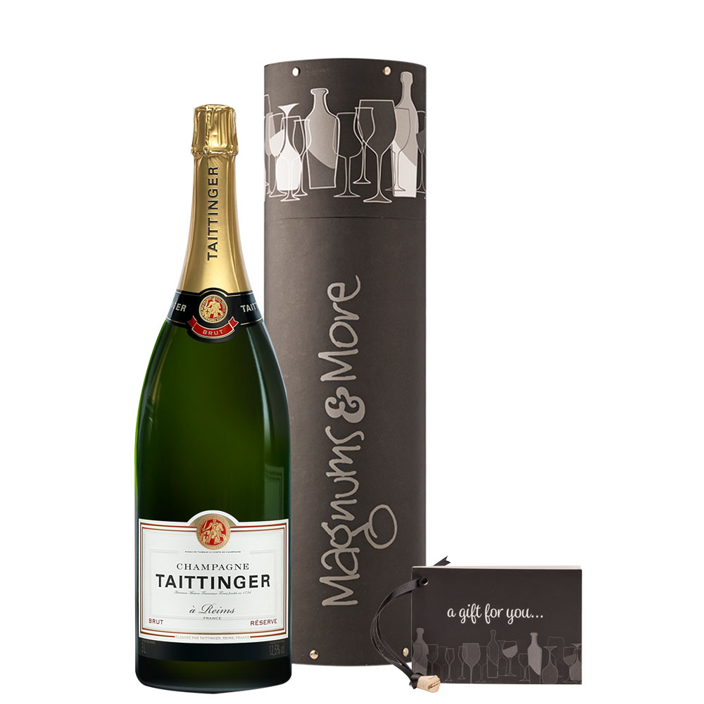 Champagne-Taittinger-Jeroboam-with-gift-packaging