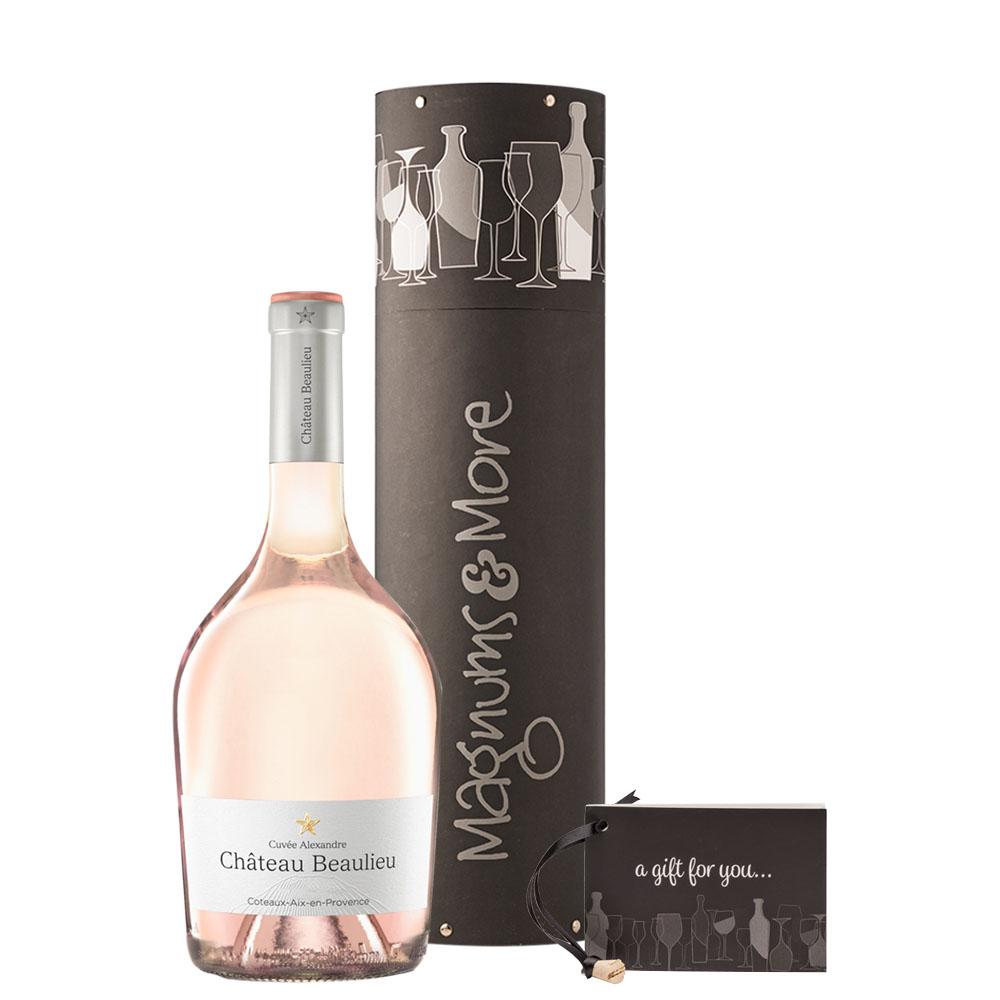 Chateau-Beaulieu-Cuvee-Alexandre-Rose-Magnum-Compilation